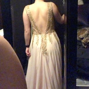 Other - Pink Prom Dress